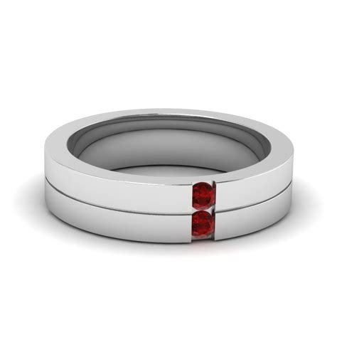11 mens ruby ring designs that are for males