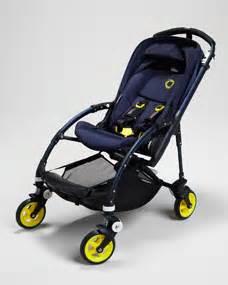Bugaboo Special Edition Neon Bee Stroller