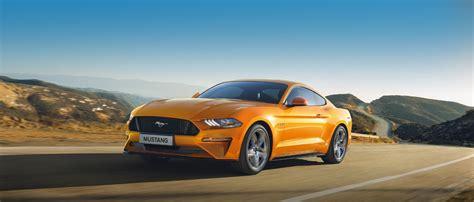 Neue - Mustang 2018   Ford AT