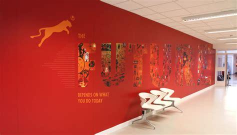 school wall graphic springfield school toop studio