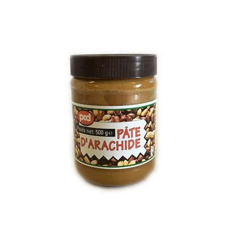 pate d arachide bocal pcd 12x500g