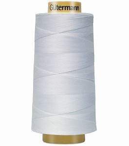 Gutermann Natural Cotton Thread Solids 3,281 yd JOANN