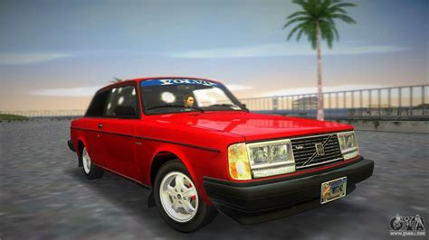 Volvo 242 Turbo Evolution For Gta Vice City