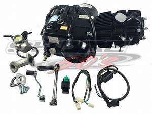 Lifan Engines And Accessories To Suit Your Pitbike Or