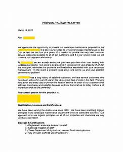 Letter Of Intent To Work Sample Landscaping Proposal Templates At Allbusinesstemplates Com