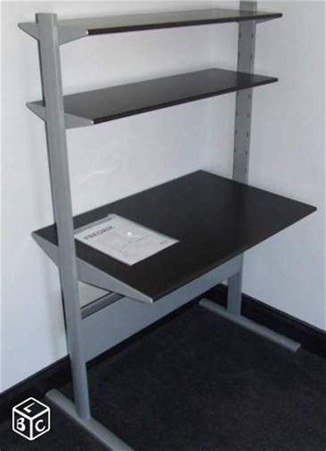 bureau ikea occasion bureau ikea gris clasf