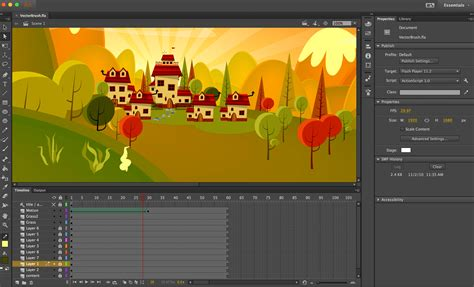 Adobe animate creative cloud icon since 2020. Find Out How to Use the Vector Brushes in Adobe Animate CC