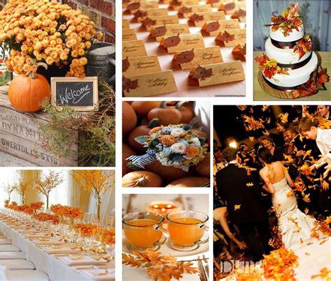 Keith Watson Events Fall Wedding Inspiration Board
