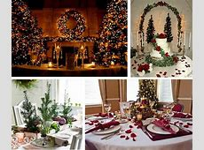20142015 Winter Wedding Inspiration Christmas Wedding