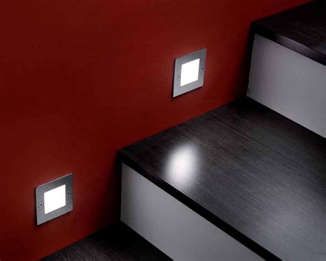 led light design best led step lights interior deck post