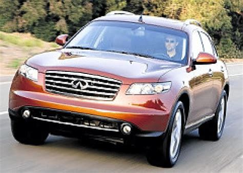automotive service manuals 2003 infiniti fx lane departure warning 2008 infiniti fx45 and fx35 ny daily news
