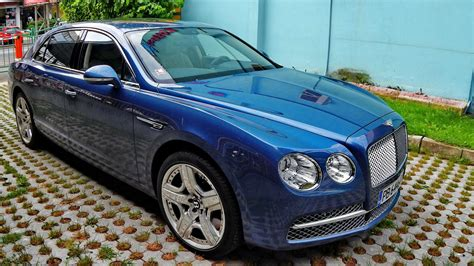 Bentley Flying Spur Backgrounds by Bentley Flying Spur Hd Wallpapers Background Images