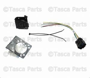 new oem mopar 7 way connector trailer tow wiring harness With jeep trailer wiring harness