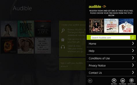 Download Audible For Windows 10, 8 And Listen To Your