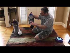 How To Properly Open Dyson Cannister And Put It Back