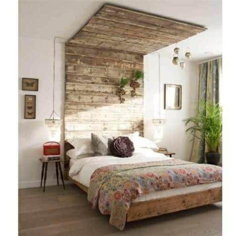 chambre palette bois récup palettes 34 chambres à coucher la tête de lit palette