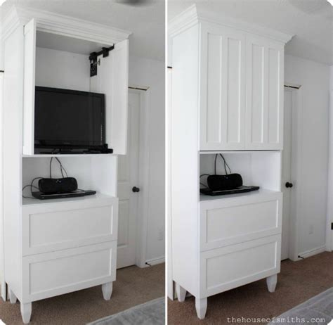 Bedroom Tv Cabinet by Master Bedroom Update The The Witch And The Tv Cabinet