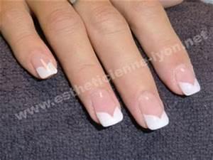 Déco French Manucure : photos images ongles estheticienne lyon ~ Farleysfitness.com Idées de Décoration