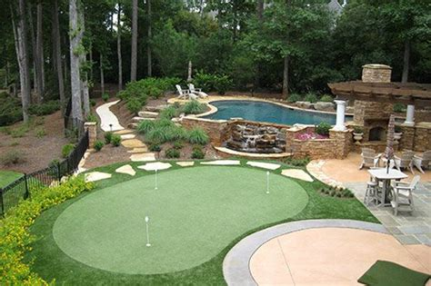 Putting Green For Backyard tour greens backyard putting green cost