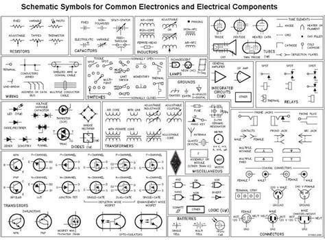 Wiring Diagrams Symbols Automotive