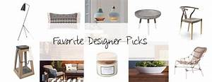 Interior Designer Dcor Picks