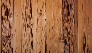 Antique Pecky Cypress Library Walls