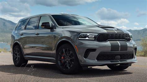 Dodge durango long term update 2 | so far so good. Dodge Durango SRT Hellcat (2021) debütiert als stärkstes ...