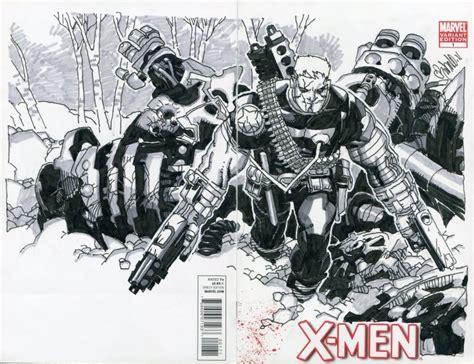 Chris Bachalo, In Rafael M.'s X-men