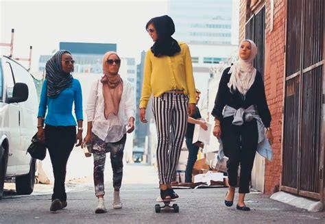Hijab Crinkle