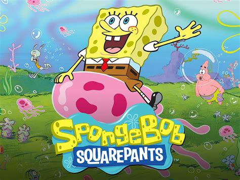 Spongebob Squarepants Episodes & Characters