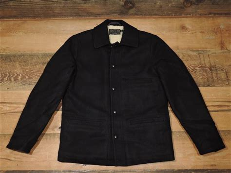 Skiff Jacket J Crew by J Crew Skiff Jacket With Sherpa Lining Quot Navy Quot Coney