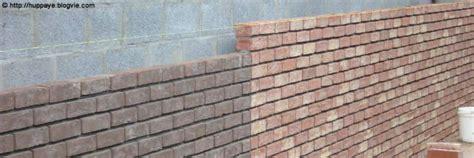 briques de parement ext 233 rieur brique parement ext rieur sur enperdresonlapin