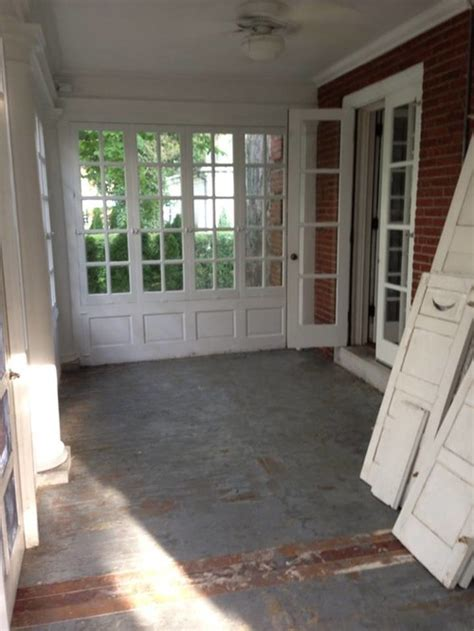 porch paint colors enclosed porch floor color paint