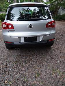 Purchase Used 2009 Vw Tiguan Se 2 0t New Engine Only 11k Miles On New Engine   In Panama City