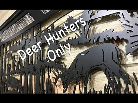 Deer Metal Wall Art - Elitflat