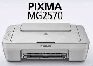 download driver printer canon mg2570 for mac