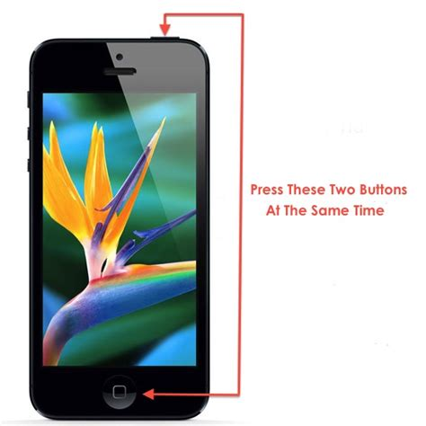 how to take screenshot on iphone 5 how to take screenshots on the iphone and no
