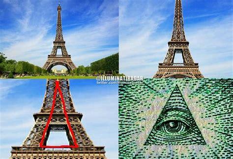 Illuminati Towers That S Illuminati On Quot Eiffel Tower Http T Co