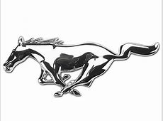 Ford Mustang Running Pony Grille Emblem 5R3Z8A224AA 0509