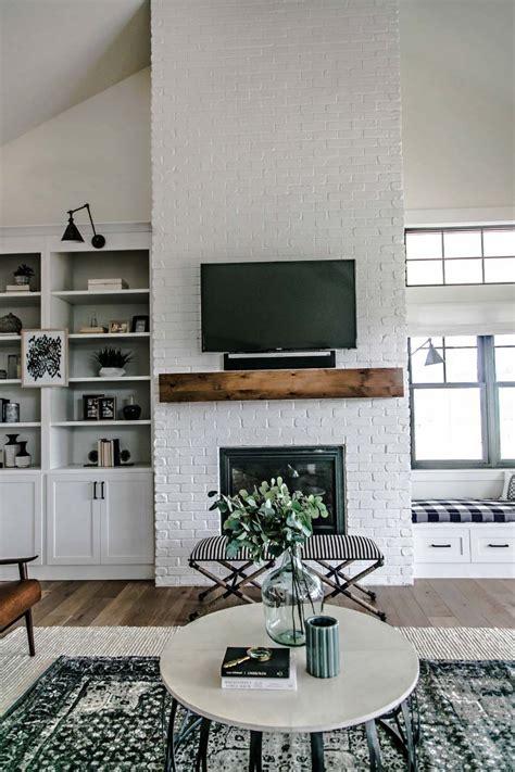 Dekorieren Mit Einem Fernseher Im Wohnzimmer Design