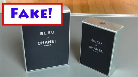 bleu de chanel eau de toilette counterfeit discussion real  fake youtube