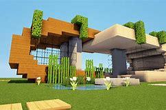 Hd Wallpapers Tuto Minecraft Maison De Luxe Moderne