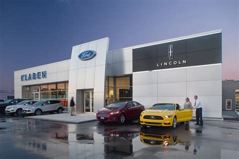 Klaben Ford Lincoln of Warren   Car Dealers   3853