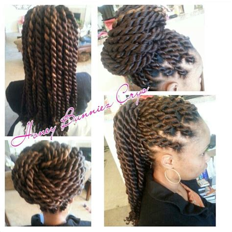 Silky Twists Hairstyles by Pin By Shauntae Hill On Plaits Braids Twists