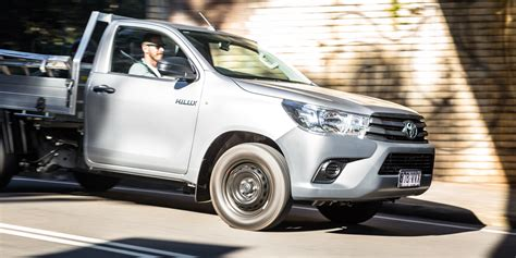 2016 toyota hilux workmate 4x2 single cab review caradvice