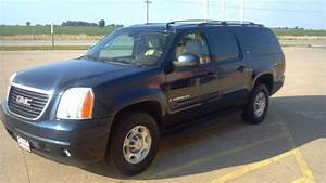 Purchase Used 2008 Gmc Yukon Xl 2500 3  4 Ton Slt 4x4 Suburban 2500 6 0l V