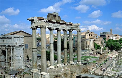 A Must See Ruin In Rome