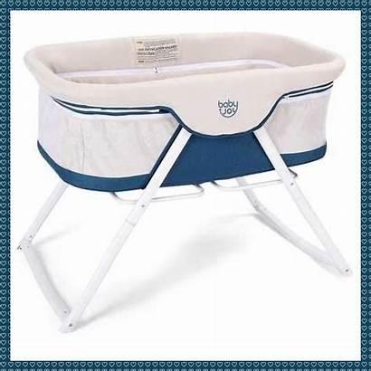 Crib Rocking Bassinet Newborn Portable Mattress Bed