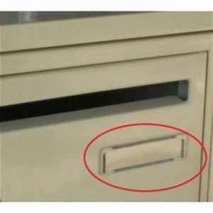 Porte Etiquette Boite Aux Lettres : boites aux lettres collectives ~ Melissatoandfro.com Idées de Décoration