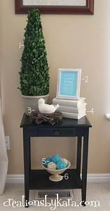 Diy, Decorating-, Living, Room, Table
